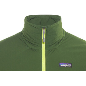 Patagonia Nano-Air Light Hybrid Jas Heren groen